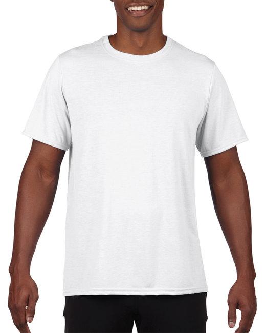Gildan Adult Performance Adult Core T-Shirt - White