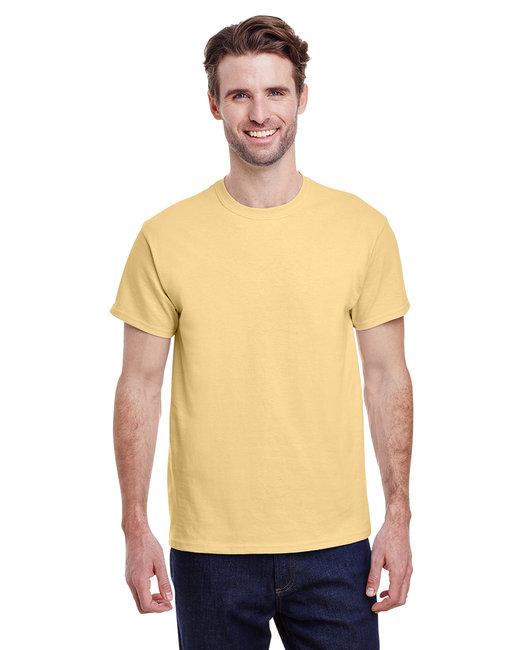 Gildan Adult  Heavy Cotton 5.3oz. T-Shirt - Yellow Haze