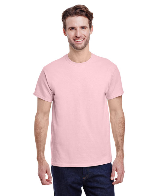 Gildan Adult  Heavy Cotton 5.3oz. T-Shirt - Light Pink