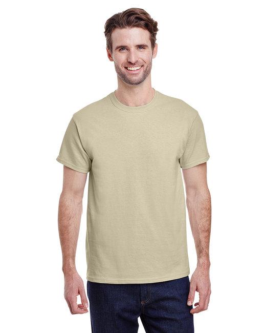Gildan Adult  Heavy Cotton 5.3oz. T-Shirt - Sand