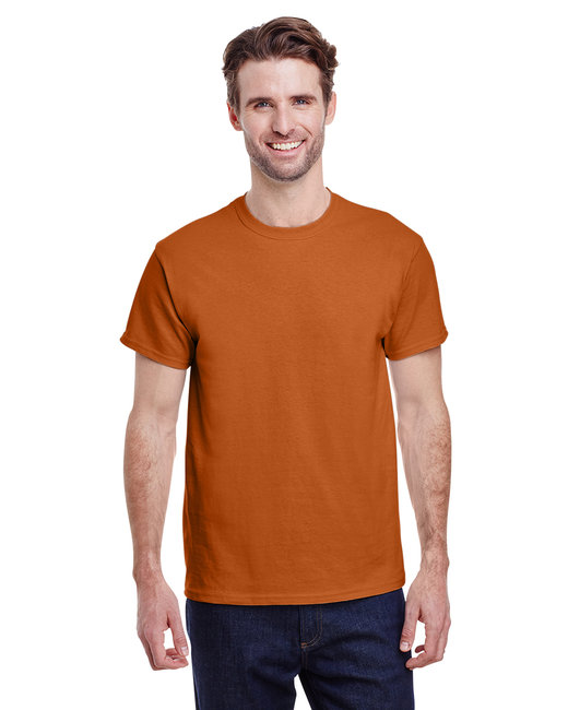 Gildan Adult  Heavy Cotton 5.3oz. T-Shirt - T Orange