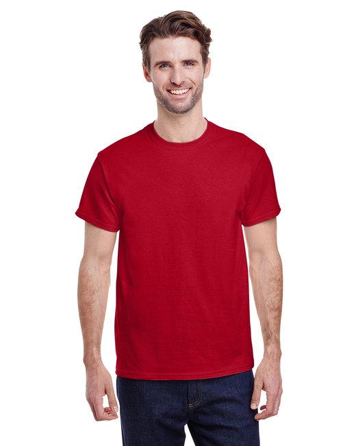 Gildan Adult  Heavy Cotton 5.3oz. T-Shirt - Red