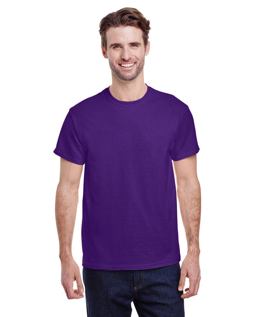 Gildan Adult  Heavy Cotton 5.3oz. T-Shirt - Purple