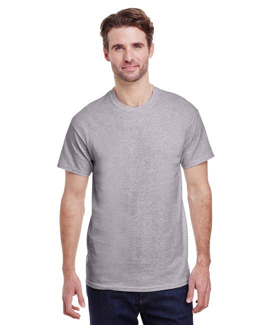Gildan Adult  Heavy Cotton 5.3oz. T-Shirt - Sport Grey