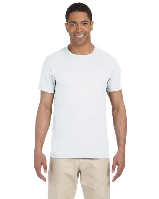 Gildan Adult Softstyle 4.5 oz. T-Shirt - White