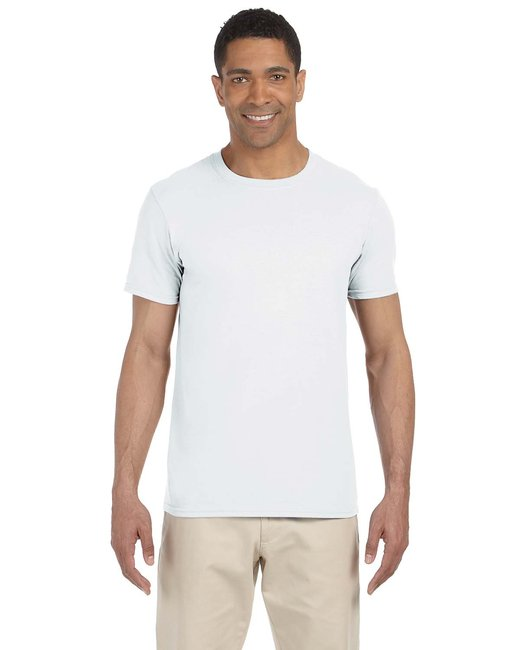 Gildan Adult Softstyle 4.5 oz. T-Shirt - White