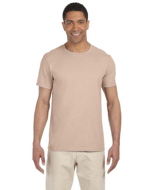 Gildan Adult Softstyle 4.5 oz. T-Shirt - Sand