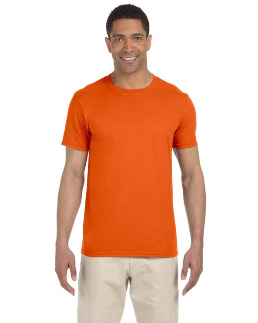 Gildan Adult Softstyle 4.5 oz. T-Shirt - Orange