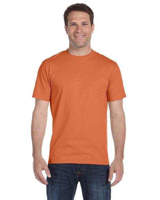 Gildan Adult 5.5 oz., 50/50 T-Shirt - T Orange