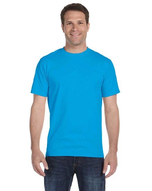 Gildan Adult 5.5 oz., 50/50 T-Shirt - Sapphire