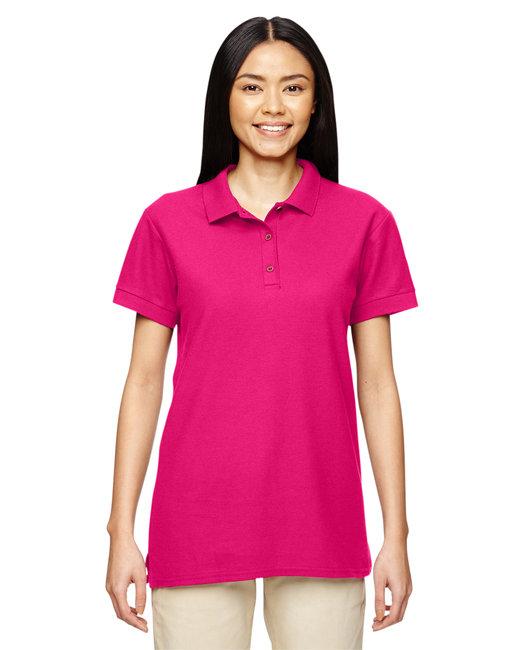 Ladies' Premium Cotton® 6.5 oz. DoublePiqué Polo