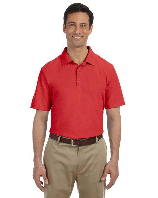 Gildan 6.5 oz. DryBlend Piqu Sport Shirt - RED - L - G948