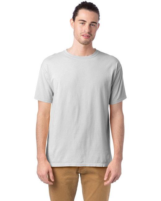ComfortWash by Hanes Men's 5.5 oz., 100% Ringspun Cotton Garment-Dyed T-Shirt - White