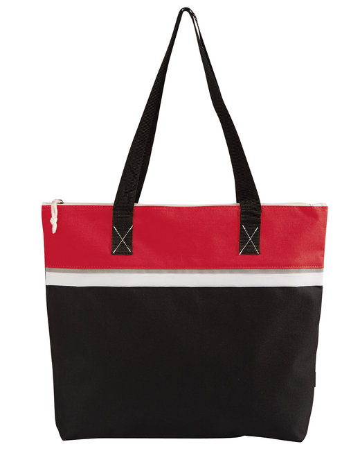 Gemline Muse Convention Tote - Red