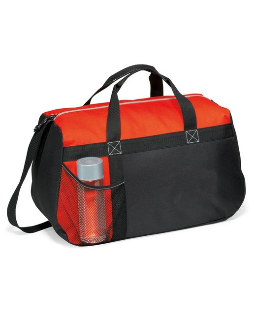 Gemline Sequel Sport Bag - Santa Fe Red