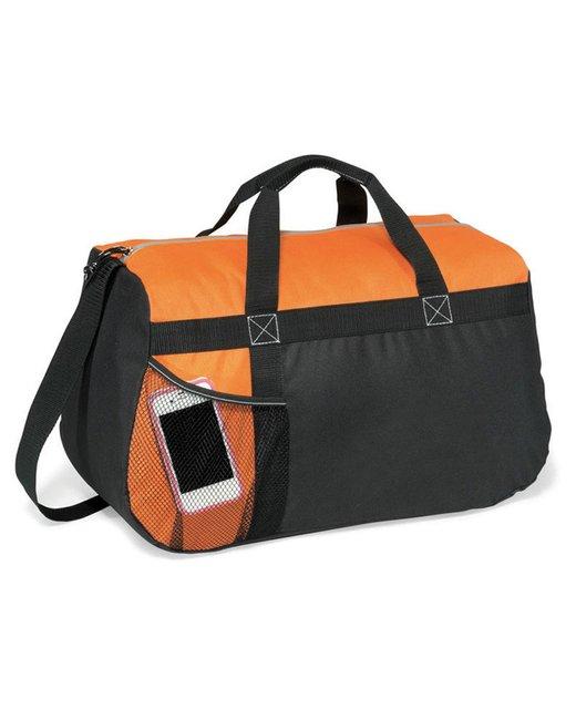 Gemline Sequel Sport Bag - Tangerine