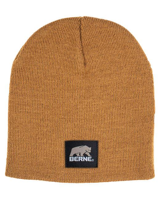 Berne Heritage Knit Beanie - Brown Duck
