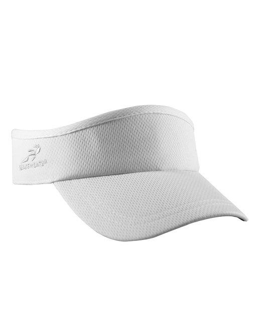 Headsweats Unisex Knit Velocity Visor - White