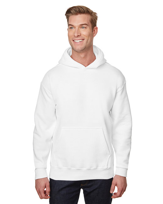 Gildan Hammer Adult 9 oz. Hooded Sweatshirt - White