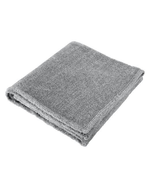 J America Boundary Shag Blanket - Grey