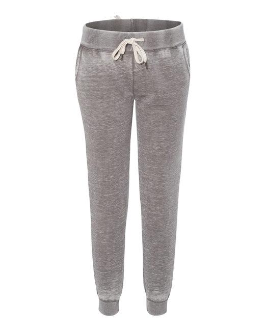 J America Ladies' Zen Jogger Pant - Cement