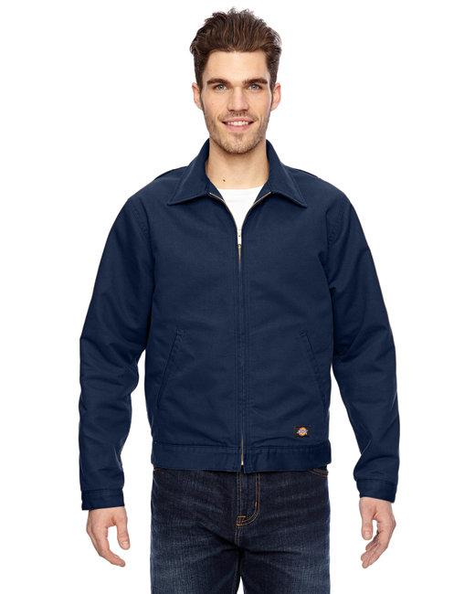 Dickies Men's 10 oz. Industrial Duck Jacket - Navy