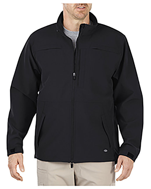 Dickies Unisex Tactical Soft Shell Jacket - Black