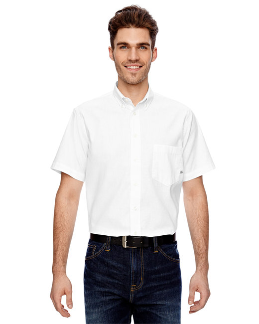 Dickies Men's 4.25 oz. Performance Comfort Stretch Shirt - White