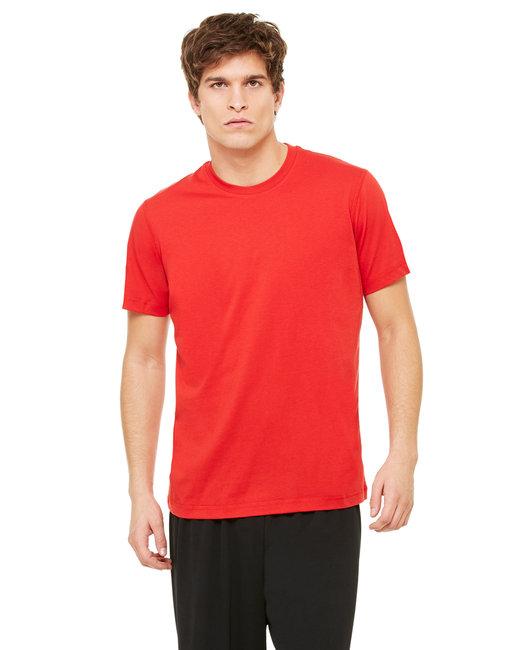 ALO Men's Dri-Blend T-Shirt - RED - XS - M1005