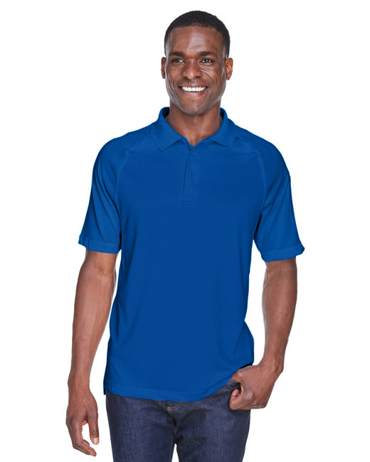 Harriton Adult Tactical Performance Polo - True Royal