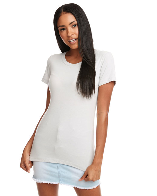 Next Level Ladies' Ideal T-Shirt - White
