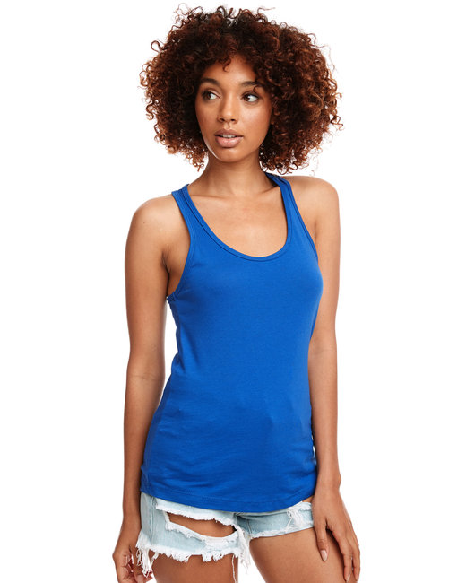 Next Level Ladies' Ideal Racerback Tank - Royal