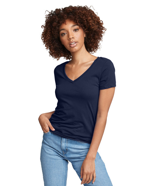 N1540 Next Level Ladies' Ideal V-Neck Tee
