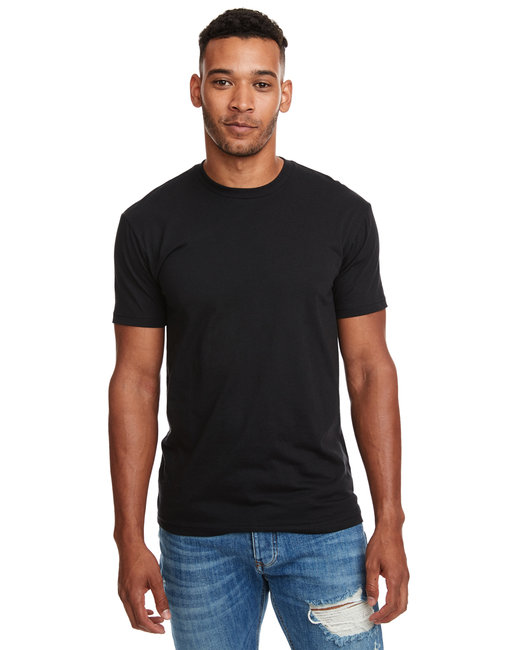 Next Level Men's CVC Crew - Black