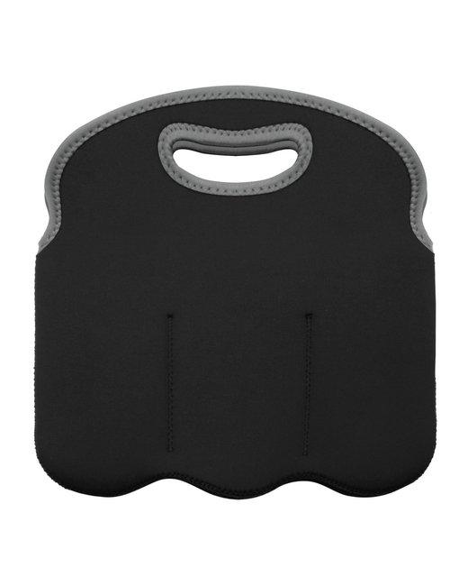 OAD Neoprene 6-Pack Tote - Black
