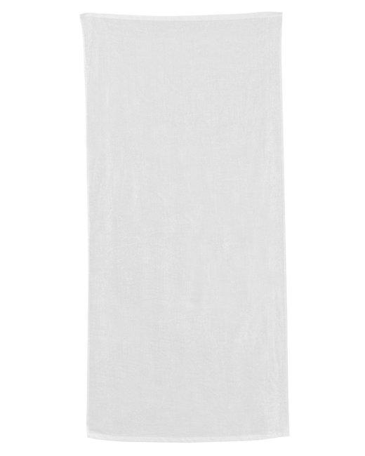 OAD Beach Towel - White