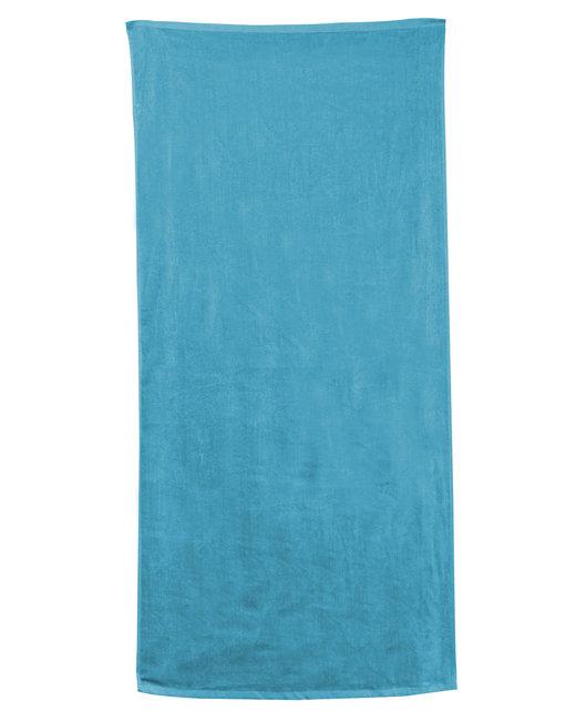 OAD Beach Towel - Aqua