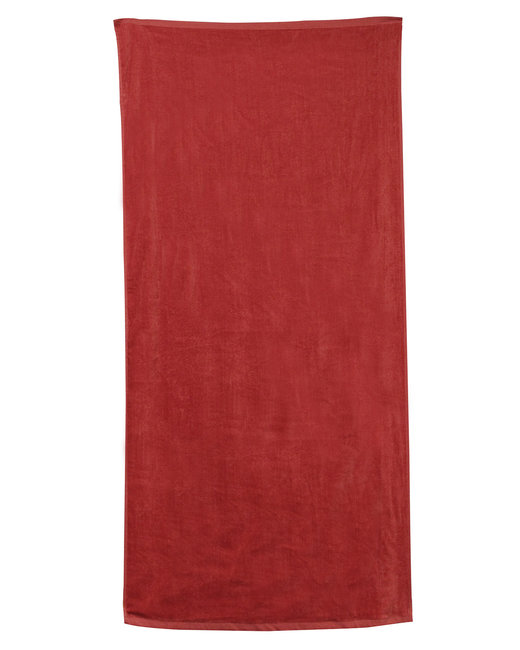OAD Beach Towel - Red