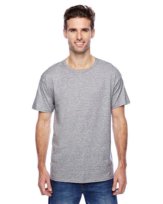 Hanes Unisex 4.5 oz. X-Temp® Performance T-Shirt - Light Steel