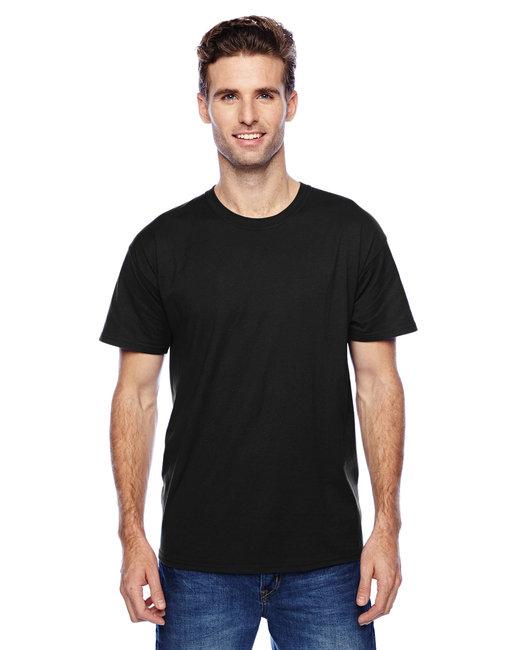 Hanes Unisex 4.5 oz. X-Temp® Performance T-Shirt - Black