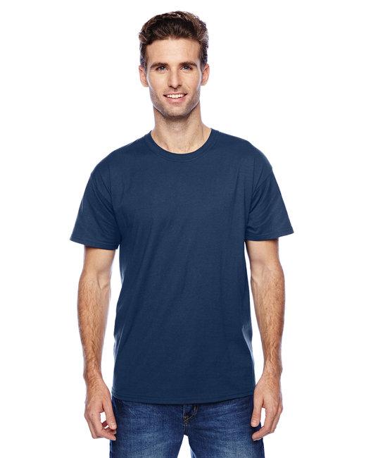 Hanes Unisex 4.5 oz. X-Temp® Performance T-Shirt - Navy