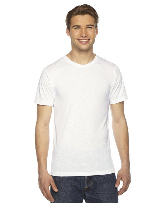 American Apparel Unisex Sublimation T-Shirt - White