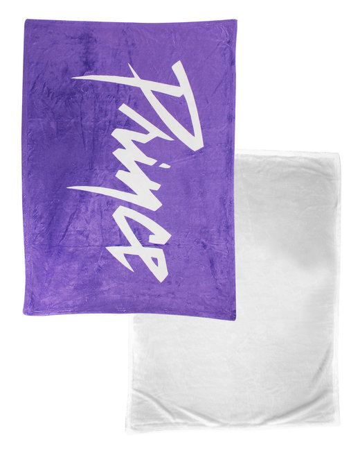 Liberty Bags Sublimation Silktouch Blanket - White