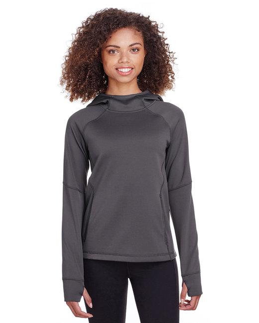 Spyder Ladies' Hayer Hooded Sweatshirt - Polar