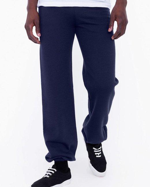 American Apparel Unisex Flex Fleece Sweatpants - Navy