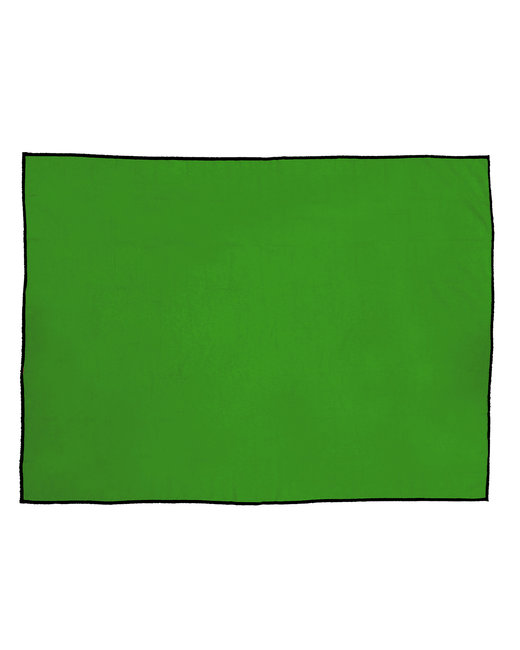 Pro Towels 45x60 Sand Repellent Beach Blanket - Lime Green