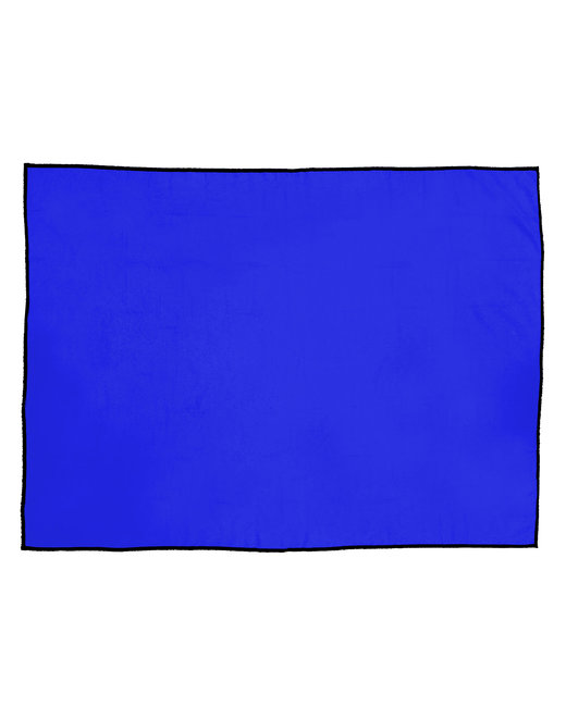 Pro Towels 45x60 Sand Repellent Beach Blanket - Royal Blue