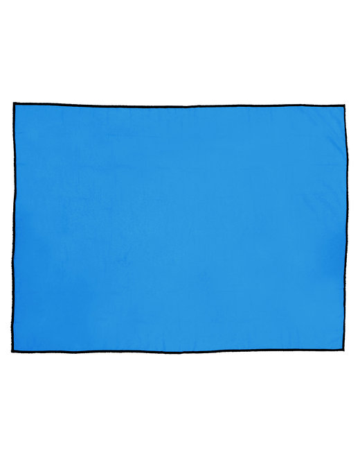 Pro Towels 45x60 Sand Repellent Beach Blanket - Coastal Blue