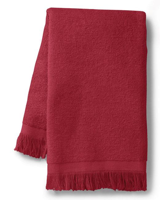 Towels Plus Fringed SpiritTowel - Spirit Red