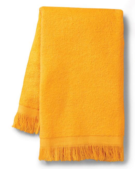 Towels Plus Fringed SpiritTowel - Gold